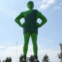 Becoming More Like The Jolly GreenGiant